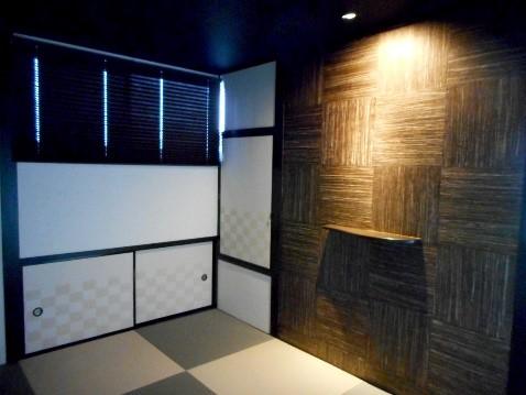 高級感あふれる和室をつくるリフォームの事例写真