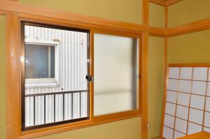 内窓設置のリフォーム