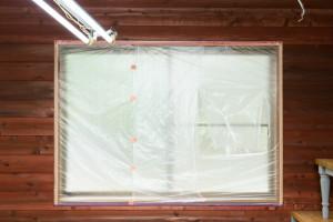 外窓設置のリフォーム