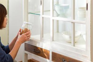 キッチン収納機能性