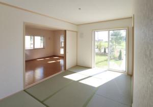 2-4.和室8畳の増築費用(250万円)