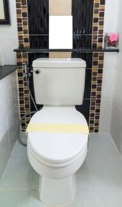 Interior bathtoom in Luxury Home