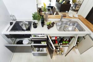 3-3.使いやすいキッチン収納のコツ