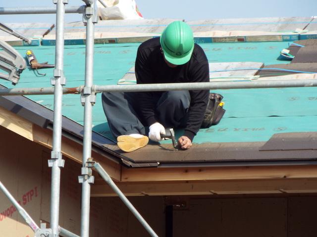 1-3.屋上の防水に向いているシート防水