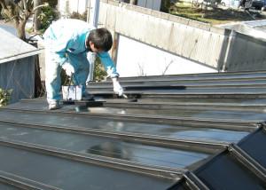 1-1.屋根の塗装にかかる費用