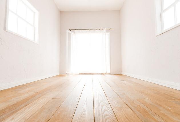 ベランダに部屋を拡張する