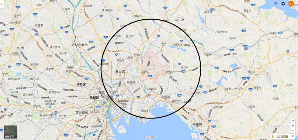 松戸市に対応できるリフォーム会社の所在地について