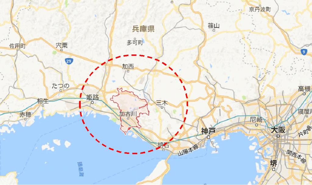 加古川市に対応できるリフォーム会社の所在地について
