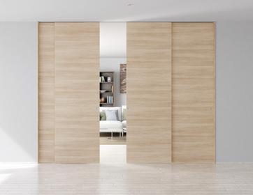 壁を有効活用するなら引き違い戸を選ぼう