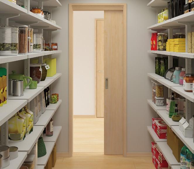 スペースの有効活用なら引込み戸を選ぼう