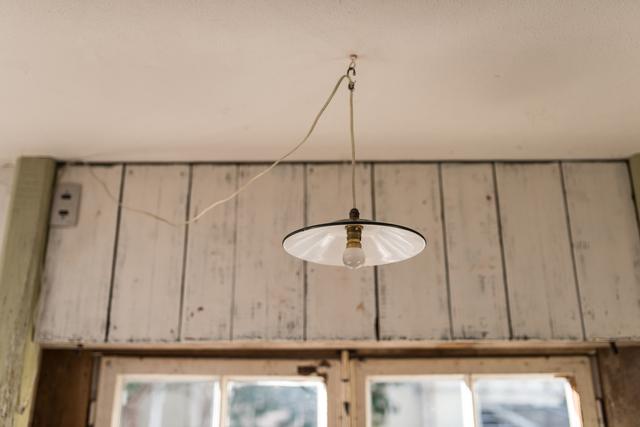 塗装による天井リフォーム