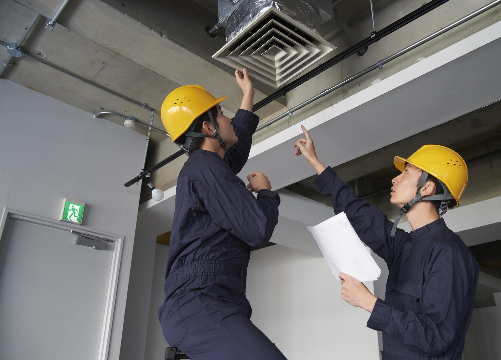 1.屋根のメンテナンスをする前の確認事項