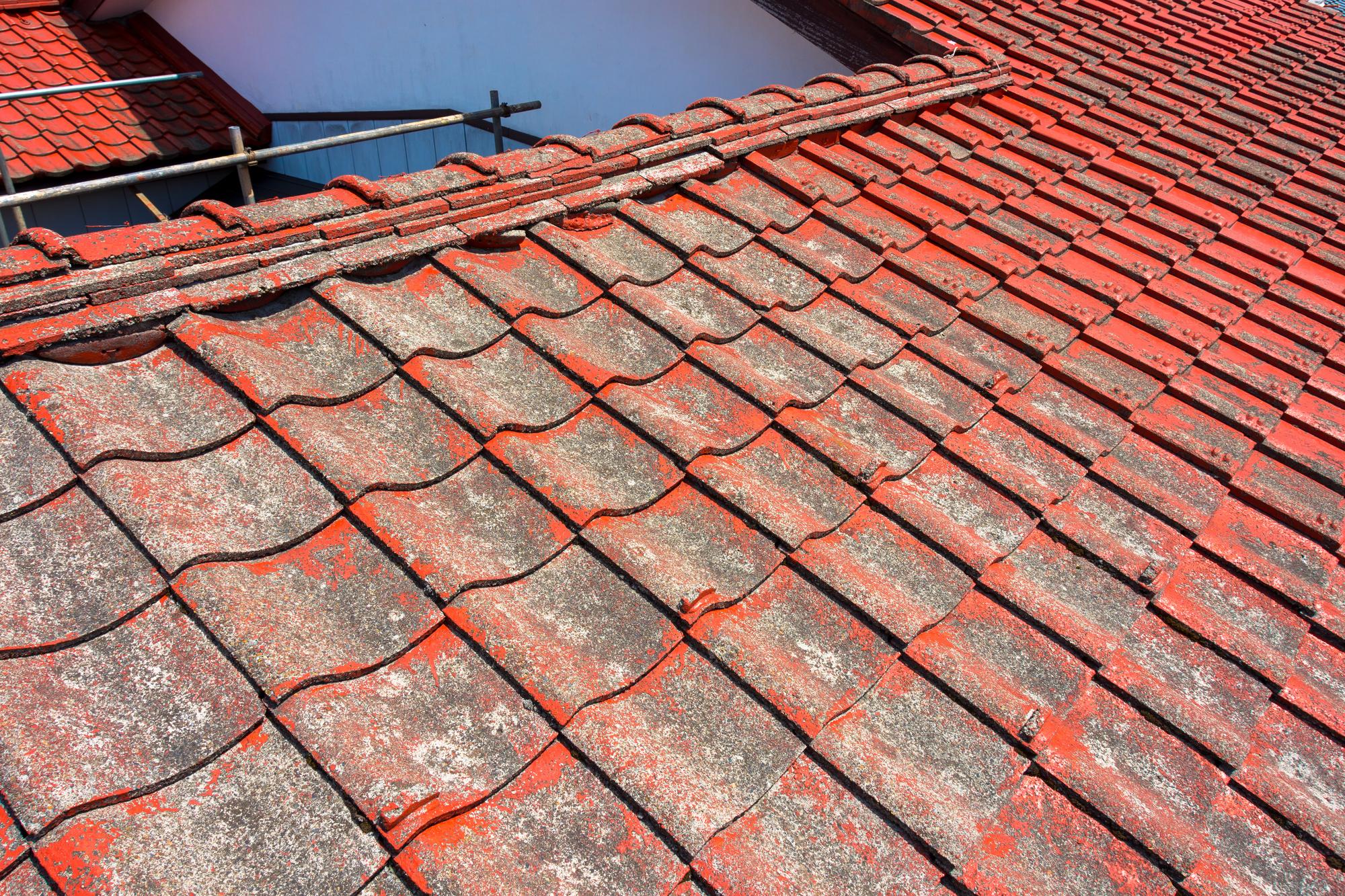 1-9.屋根の劣化