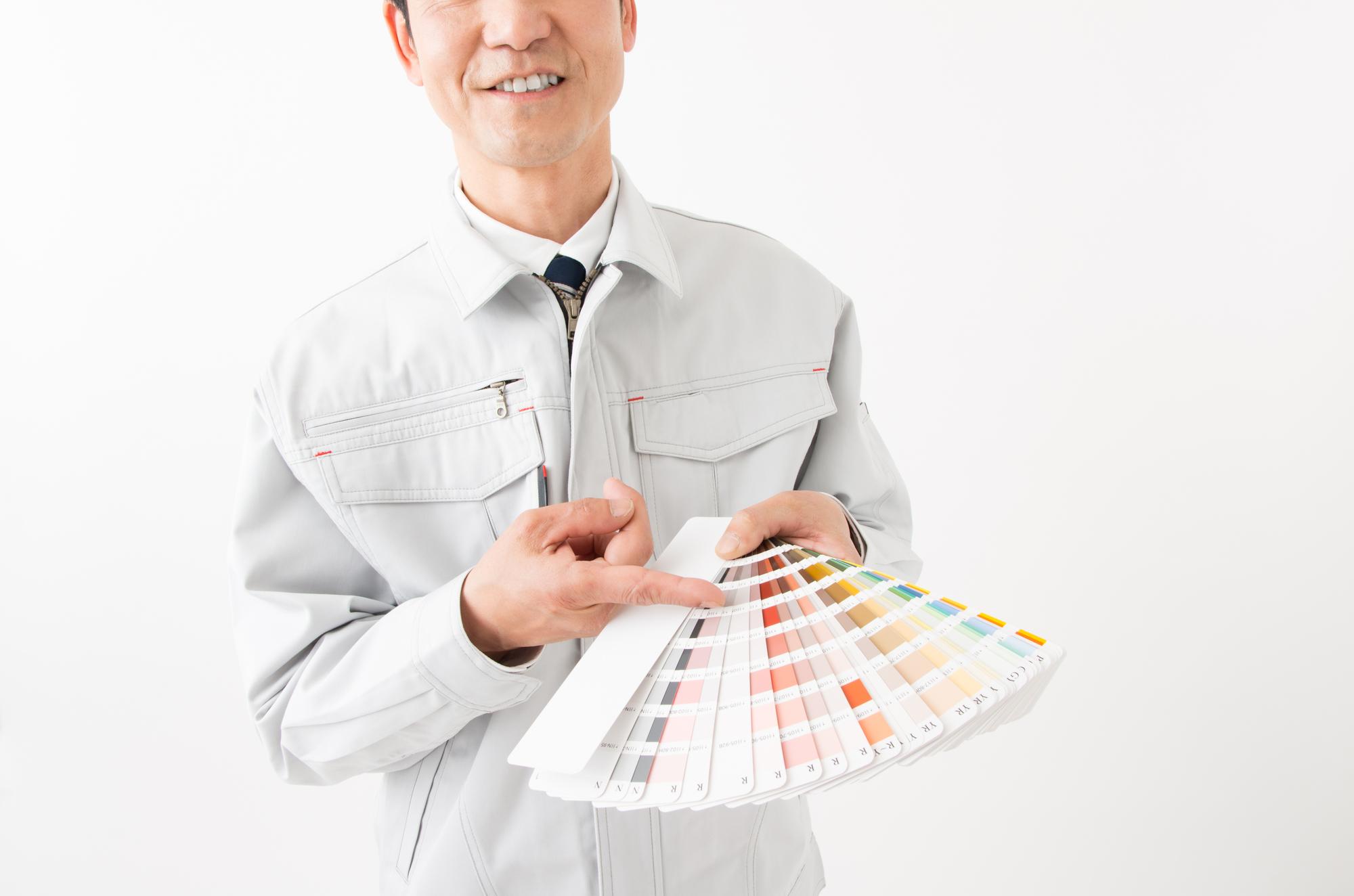 3.自分の家に適した色を見つけるときの注意点