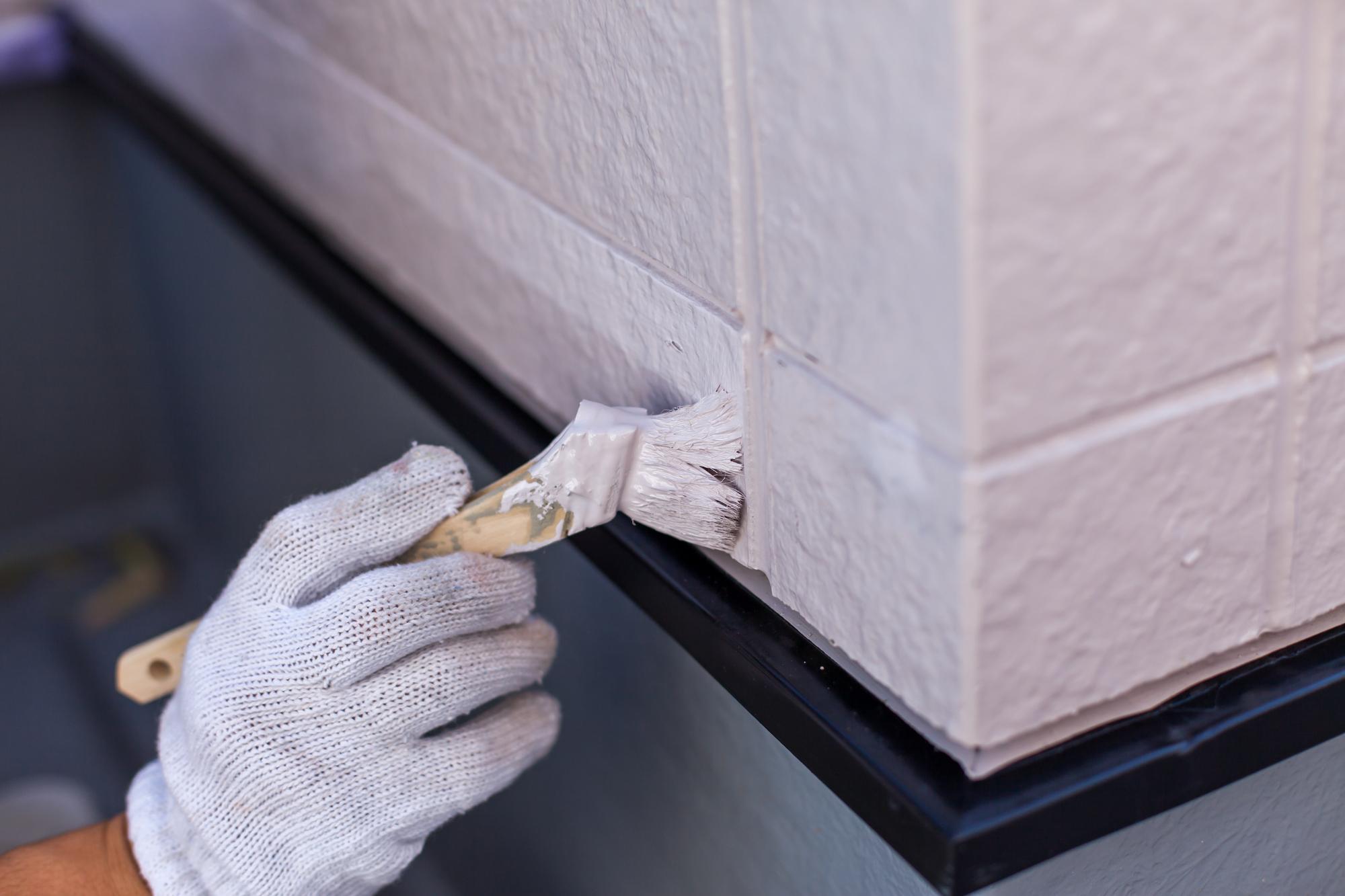 外壁によく利用する塗料の種類