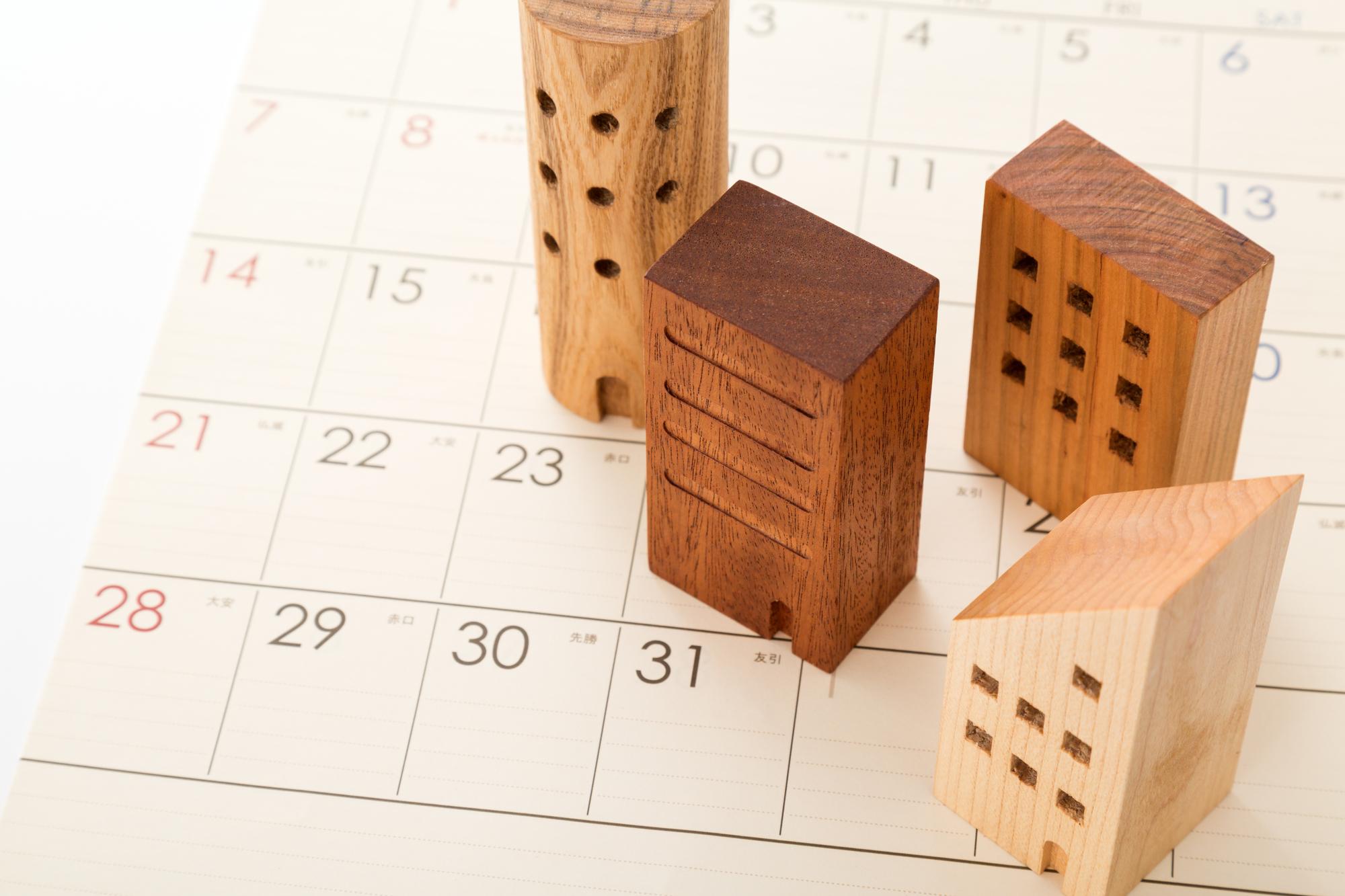 3.瓦屋根の葺き替えにかかる工事期間とは